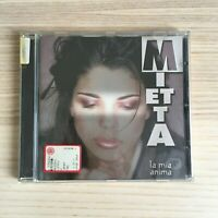 Mietta - La Mia Anima - CD Album - 1998 Wea made in Germany