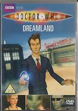 DOCTOR WHO DREAMLAND DVD ANIMATION 2 DISC SET INCLUDES DR WHO GREATEST HITS