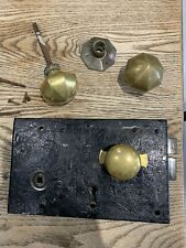 More details for victorian antique rim lock