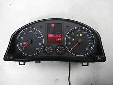 Tacho MFA VW Golf 5 V Jetta 1K TSI FSI 1K0920954S Kombiinstrument Cluster US mph