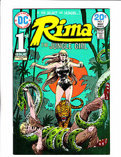 "Rima, The Jungle Girl  No.1    : 1974 :   : ""Spirit Of The Woods"" :"