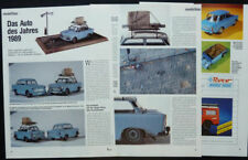 Trabant 601 in 1-43 by Vitesse-Kager... a model report #1990m