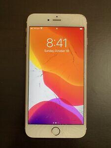 Apple iPhone 6s Plus - 64GB - Rose Gold (Verizon) A1687 (CDMA + GSM)
