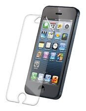 Zagg Invisible Shield Apple Iphone 5c Hd Protector De Pantalla ** nuevo ** caso amistoso
