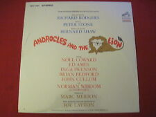 ANDROCLES & THE LION TV SPECIAL - RCA VICTOR LSO-1141 STEREO - MINT SEALED LP