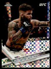2017 Topps Chrome UFC X-Fractors #58 Cody Garbrandt