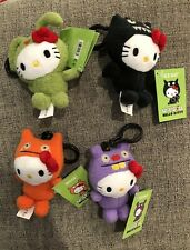 Sdcc 2013 Comic Con Exclusive Ugly Doll / Hello Kitty Series 4�