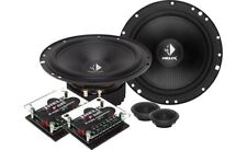 "Helix P62C 6.5"" 3-way Component Speaker Set. New In Box"