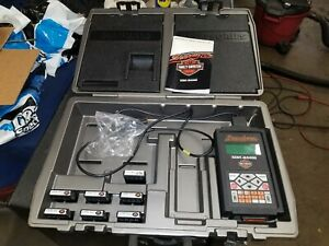 Scanalyzer Harley Davidson Kent Moore Diagnostic Tool Dyna Touring HD-41325