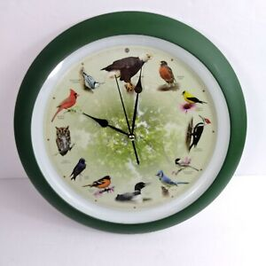 20th Anniversary Singing Bird Clock 34811 Limited Edition