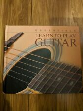 Learn To Play Guitar Book Essentials Igloo Book