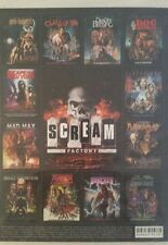 SDCC Comic Con 2016 SCREAM FACTORY Magnets MAD MAX PUMPKINHEAD ESCAPE FROM NY