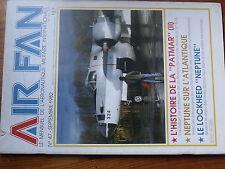 $$x Revue Air Fan N°47 patrouille Marine Nationale  Flottille 2F Lann-Bihoue