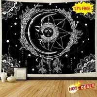 Mandala Tapestry Wall Hanging Sun Moon Tarot Wall Tapestryt Home Decor Z2D1