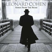 Leonard Cohen Songs From The Road 180gm LP Vinyl 33rpm
