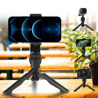 Universal 360° Mobile Cell Phone Stand Holder Tripod Mount For iPhone Samsung US