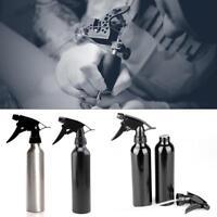Aluminum Professional Tattoo Spray Bottle Water Sprayer Makeup Tool 250ml