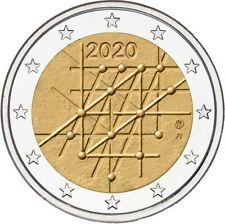 Finland 2 euro 2020 Universiteit Turku unc coin