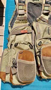 Fishpond Gore Range Tech Pack Fishing Vest 17 pockets
