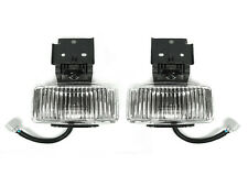 DEPO 97-98 Jeep Grand Cherokee Replacement Fog Light with Bulbs Set Left+Right
