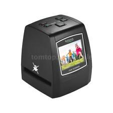 14MP/22MP 35/135mm SD Card Film Scan Photos Negative Slide Film Scanner USB MSDC
