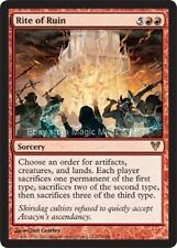 Avacyn Restored ~ RITE OF RUIN rare Magic the Gathering card