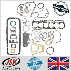 Full Cylinder Head Gasket Kit for Hino FC42 FC142 W06D W06E Engines