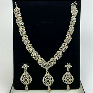 Brand New Kyles Collection Silver Colour Jewellery Set Necklace And Earring