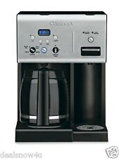 12 Cup Coffee Maker Brew Programmable Hot Water Soups Teas Cocoa Broils Sauce