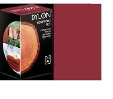 TEINTURE TEXTILE  TISSU VETEMENT ROUGE BOIS DE ROSE DYLON