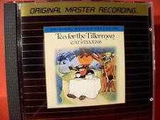 "MFSL-UDCD 519 CAT STEVENS ""TEA FOR TILLERMAN"" (GOLD-CD/MADE IN JAPAN / NEARMINT)"