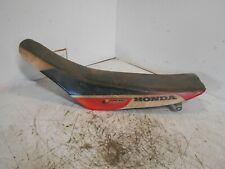 HONDA CR250R 1997 97 SEAT SEAT SEAT.