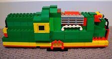 Lego Diesel MOC Cargo Industrial Russian Industrial Train (requires wheels)