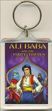 Ali Baba & The Forty Thieves. The Pantomime. Keyring / Bag Tag.