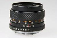 Yashica 1,9/50mm DSB Yashica Lens mit Co/Y Bajonett #A40343863 auch für Digital