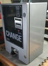 Refurbished Hamilton H-1 Bill Changer w Mei Upgrade Kit - Vending Arcade Laundry