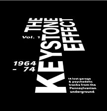 Keystone Effect Vol.1 LP 14 lost garage & psychedelic tracks Pennsylvania 64-74