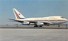 CHINA AIRLINES N4508H 747SP-09 c/n 22547 Boeing  Airplane Postcard
