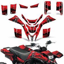 Yamaha Blaster 200 Decal Graphic Quad ATV Wrap Full Race Kit 1988-2005 REAP RED