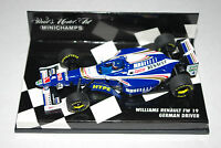 Minichamps F1 1/43 WILLIAMS RENAULT FW19 FRENTZEN GERMAN DRIVER