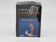 LF1204 PIN UP GIRL #1, Legends, Resin Figure Model unpainted 120mm, Brand NEW
