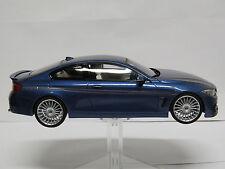 BMW alpine B4 Biturbo Blue 1/18 GT090