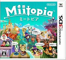 Nintendo 3DS Japan Miitopia Tracking Number from Japan Brand-new