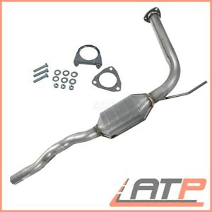 TYPE APPROVED CATALYTIC CONVERTER WITH FITTING KIT VW TRANSPORTER T4 2.0 2.5