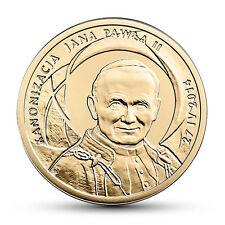 Kanonizacja Jana Pawła II – 27 IV 2014  100 zł