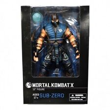 "MORTAL KOMBAT X - Sub Zero 12"" Action Figure (Mezco) #NEW"