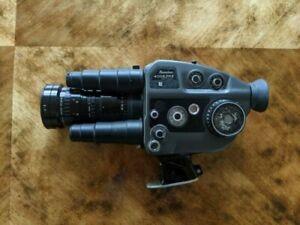 Beautiful Beaulieu 4008 ZM ii (film tested!) w/original case and battery!