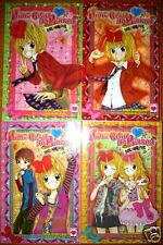Shiho Komiyuno: Hime Chan No Ribbon Colorful 1-4 (serie completa) -manga-