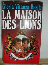 * LIVRE - LA MAISON DES LIONS DE GLORIA VITANZA BASILE LIVRE III FRANCESCA