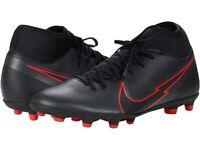 Nike Superfly 7 Club MG Mens Football Cleats Training Black AT7949-060 Sz 10
